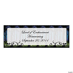Personalized Medium Enchanted Banner