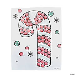Winter Dot Activity Sheets