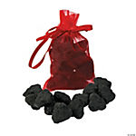Lump of Coal Erasers