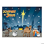 """Journey To Jesus"" Sticker Scenes"