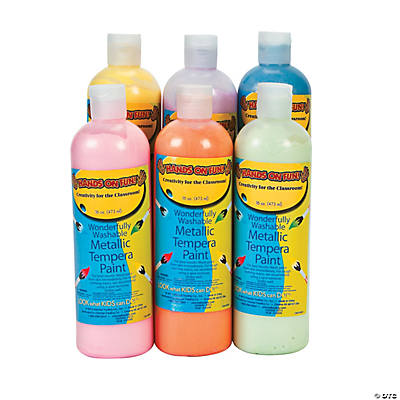 Can You Use Washable Tempera Paint On Canvas