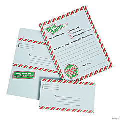 Letters To Santa Notepad