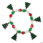 Christmas Tree Charm Bracelet Craft Kit