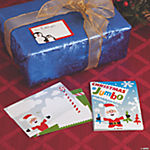 Christmas Giant Mailing Labels