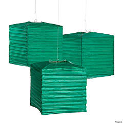 Emerald Square Lanterns