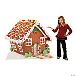 Gingerbread House Stand-Up