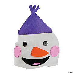 Winter Hat Stitching Craft Kit