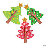 Christmas Tree Magnet Craft Kit
