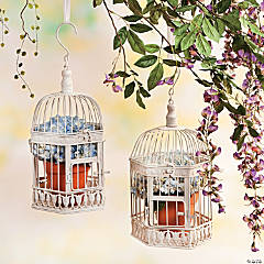 Tree Birdcage Decoration