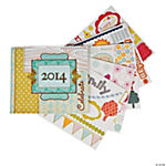 DIY Scrapbook Calendar Kit