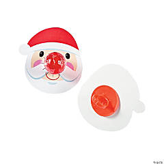 Santa Sucker Ring Pack