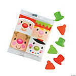 Cheery Christmas Gummy Fun Packs