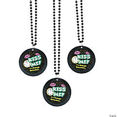 """Kiss Me, It's Midnight"" Beads"