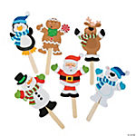 Christmas Character Puppet Craft Kit
