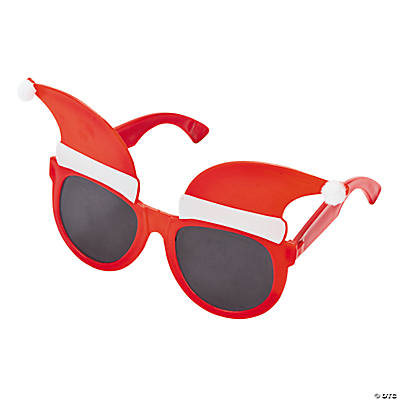 Santa Hat Sunglasses
