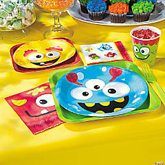Mini Monster Basic Party Pack