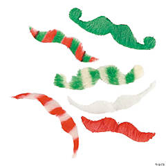 Holiday Mustaches