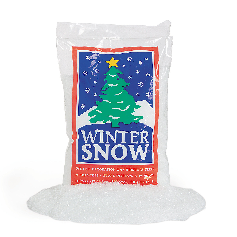 Floracraft artificial snow oriental trading discontinued
