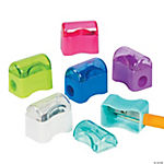 Winter Color Pencil Sharpeners