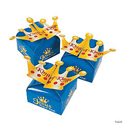 King of Kings Favor Boxes