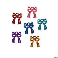 Christmas Bow Charms