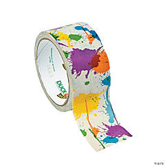 Paint Splatter Print Duck Tape® Duct Tape
