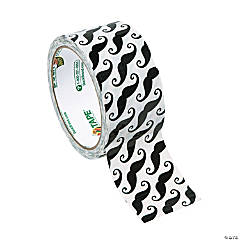 Mustache Print Duck Tape® Duct Tape
