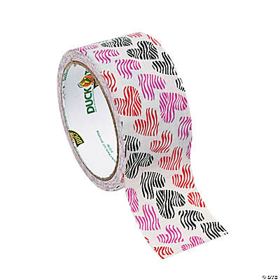 Wild Hearts Print Duck Tape® Duct Tape
