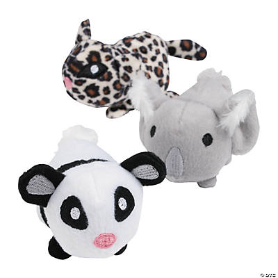 Panda & Friends Mini Bean Bags