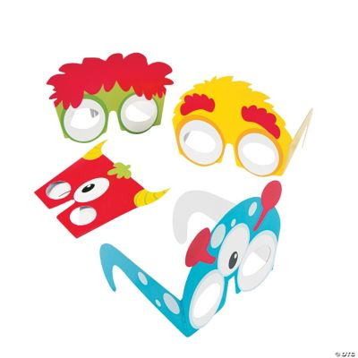 Monster Party Glasses