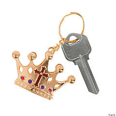 """King of Kings"" Key Chains"