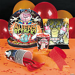 Aliens Attack Party Supplies