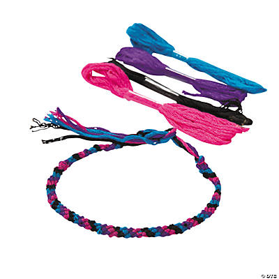 Monster High™ Friendship Bracelet Kits