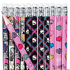 Monster High™ Pencils