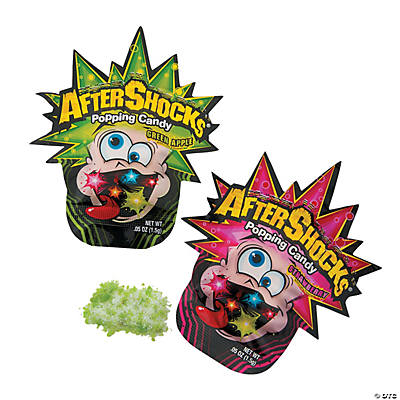 AfterShocks® Popping Candy Fun Packs