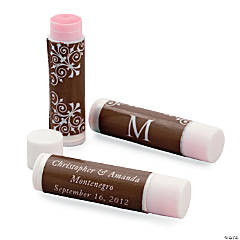 Brown Roman Monogram Lip Covers