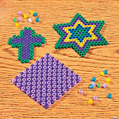 Fuse Bead Shapes Idea
