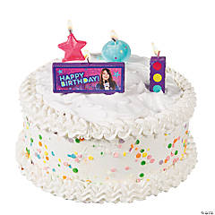 iCarly Birthday Candles