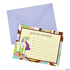Parenthood Invitations