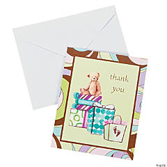 Parenthood Thank You Cards