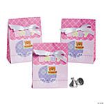 Teddy Baby Pink Favor Bags