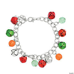 Cheerful Jingle Charm Bracelets