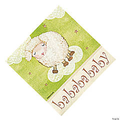 Ba Ba Baby Shower Luncheon Napkins