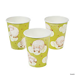 Ba Ba Baby Shower Cups