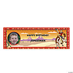 Small Cowboy Party Custom Photo Banner