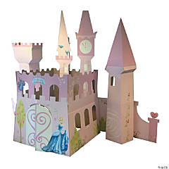 Disney Princess 3D Castle