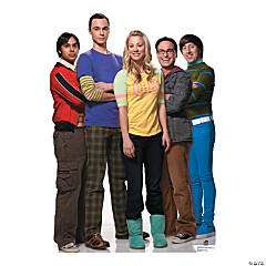 Big Bang Theory Group Stand-Up