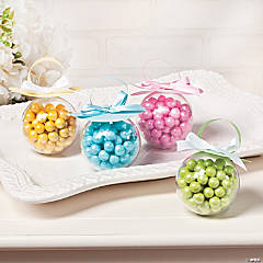 Pacifier Treat Holders Idea