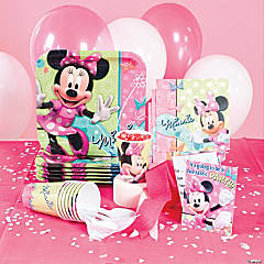 Minnie Mouse Bow-Tique Party Supplies