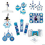 Mega Winter Classpack Craft Kit